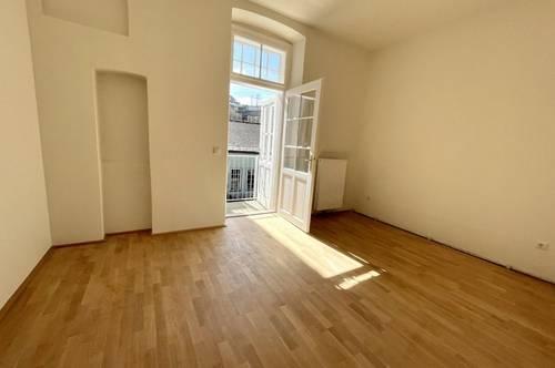 Wunderschöne 2-Zimmer-Wohnung mit Balkon im Zentrum von Mürzzuschlag, gefördert - Erstbezug