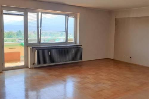 Großzügige Wohnung mit traumhaften Ausblick auf Villach