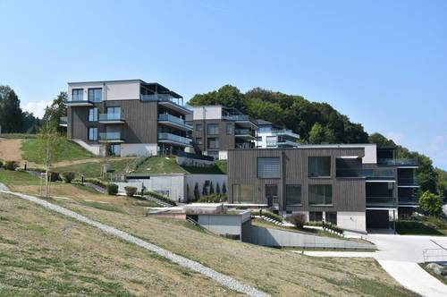 Modernes Luxus Penthouse, Wörthersee