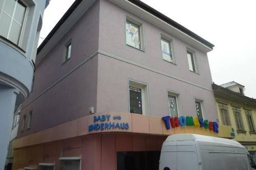 Geschäftshaus mit Potential,  Stadtzentrum, Villach