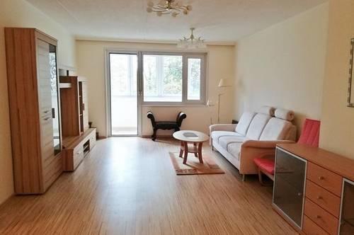 Elegante, teilmöblierte 2 Zimmer Wohnung mit Loggia in Grünruhelage Wiener Neudorfs