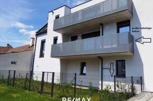 Provisionsfrei! Traumwohnung mit Balkon und Garten im Grünen - Erstbezug, Top 2