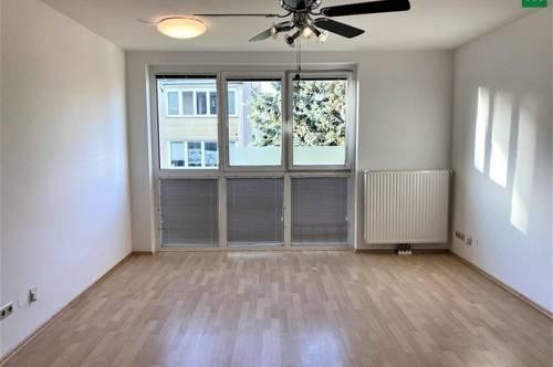 westseitige 2-Zimmerwohnung nähe Schloss Kaiserebersdorf