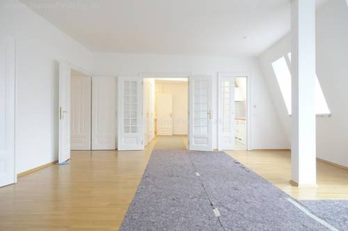VIDEO: wunderschöne Terrassenwohnung in Althietzing - befristet