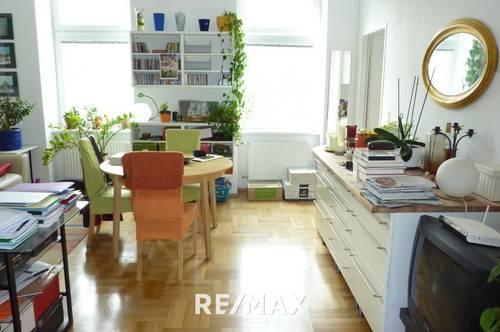 Wohnung mit Ausblick ins Grüne