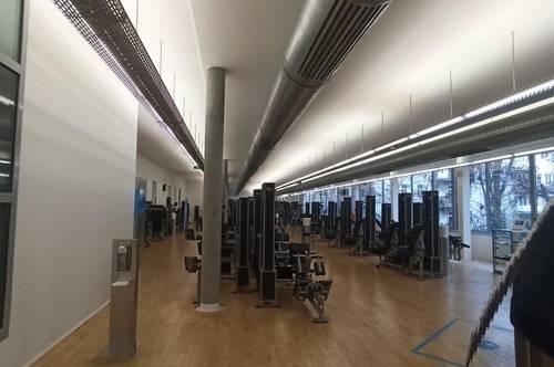 Fitnessstudiofläche auf der Favoritenstraße - 1040 Wien zu mieten