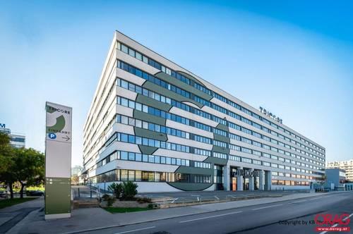 TRICORE - Flexible Büroflächen nähe Gasometer zu mieten - 1030 Wien