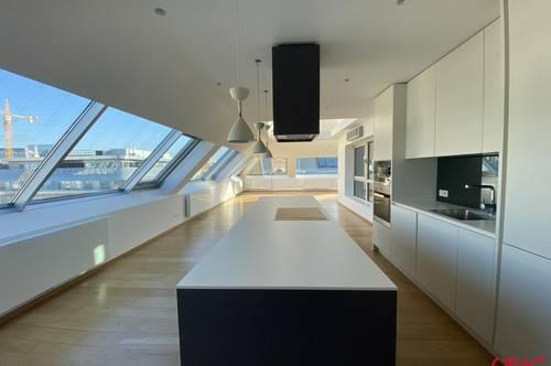 Wohnen in bester Innenstadtlage: 4-Zimmer-Dachterrassenwohnung - Miete 1010 Wien