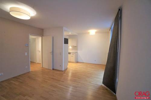 Idyllische 2-Zimmer-Wohnung mit Terrasse und Garten, ab sofort zu mieten in 1050 Wien