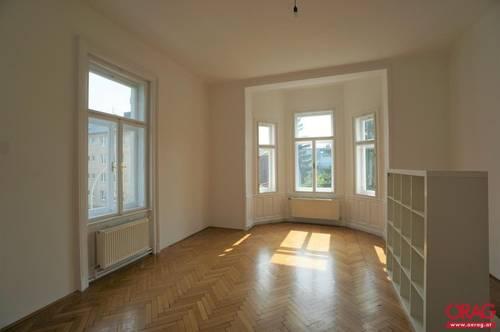 Stilvolle 4 Zimmer Altbauwohnung zur Miete in 2100 Korneuburg