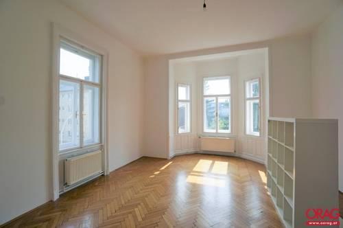 Stilvolle 4-Zimmer-Altbauwohnung zur Miete in 2100 Korneuburg
