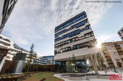 Modernes Arbeiten im Austria Campus - Büroflächen zu mieten in 1020 Wien