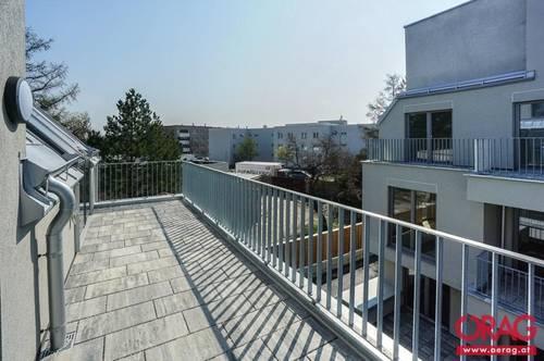 LEOPOLDAUER LIVING: Helle 2 Zimmer Dachgeschoß Wohnung nahe Leopoldauer Platz in 1210 Wien zu mieten