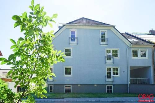 Am Land zu Hause – Gemütliche 3 Zimmer DG-Wohnung - zu kaufen in 2483 Weigelsdorf