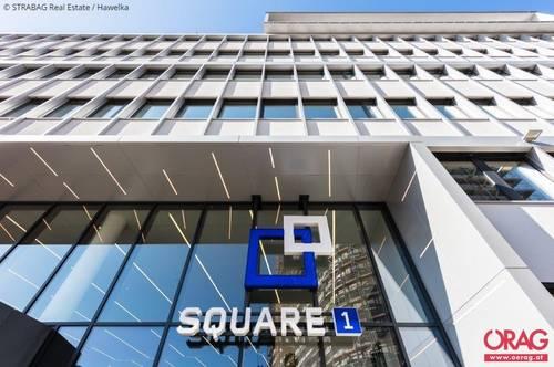 SQUARE One - Moderne Büros nahe Heiligenstadt - 1190 Wien zu mieten