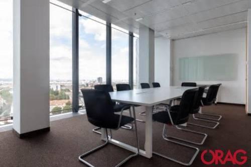 Büroräume in serviciertem Business Center am Wienerberg - 1100 Wien - zu mieten