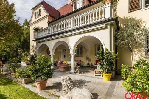 """Herrenhaus """"Waldhof"""" - Paradies für Naturliebhaber - zu kaufen in 2105 Oberrohrbach"""