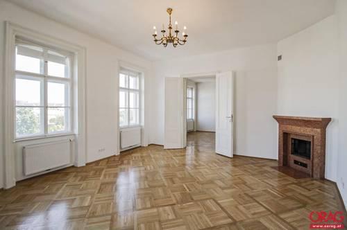 Traumhafte 3-Zimmer Altbauwohnung am Opernring zur Miete in 1010 Wien