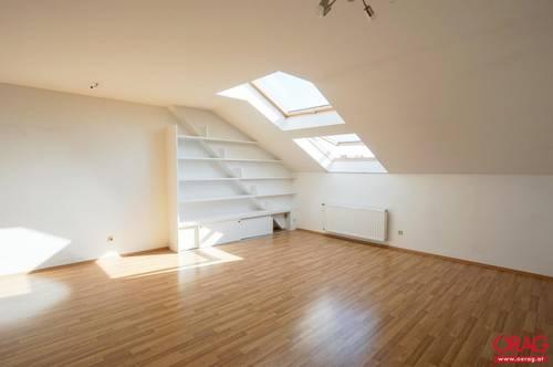 Familienhit - wunderschöne ca. 120 m² große Dachgeschoßwohnung - zu mieten in 2500 Baden