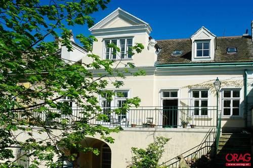 Prachtvolle Parkseite eines Winzerhaus mit großem Garten - zu kaufen - 2344 Maria Enzersdorf