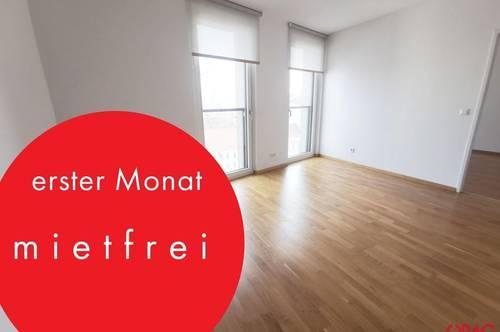 EUROGATE: Moderne 2-Zimmer Wohnung im Passivhaus nahe Rennweg in 1030 Wien zu mieten