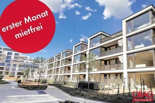 Exklusive Wohnungen mit Dachterrasse im Neubauprojekt Eschenpark in 1230 Wien zu mieten.