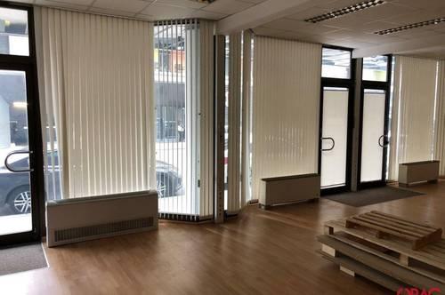 Geschäftseinheit im Erdgeschoß eines attraktiven Bürohauses in 1150 Wien zu mieten
