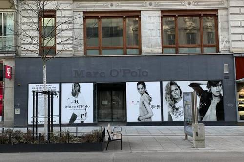 Exklusives Geschäftslokal in der Rotenturmstraße, 1010 Wien zu mieten