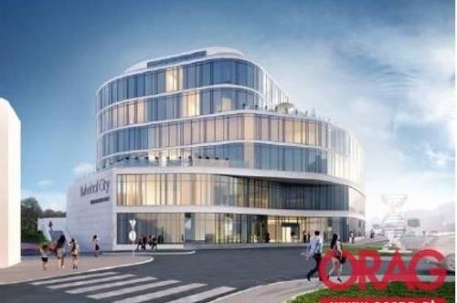Penthouse Büros mit 360 Grad Rundumsicht in 2700 Wiener Neustadt zu mieten
