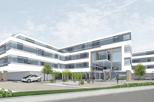 Das grüne Bürogebäude der Zukunft - Geschäftslokal in 2540 Bad Vöslau zu mieten