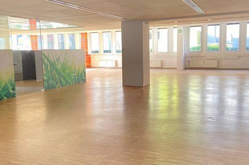 Großraumbüro in der Erdbergstraße nahe der Apostelgasse