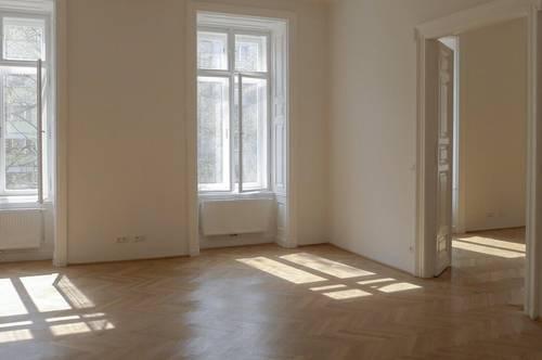 Erstbezug nach Sanierung - Altbauwohnung bei U1 Nestroyplatz!