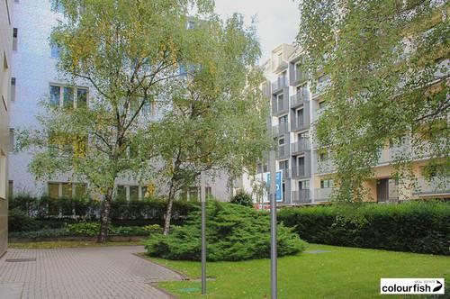 Helle 4-Zimmer Wohnung nahe dem Stadtpark