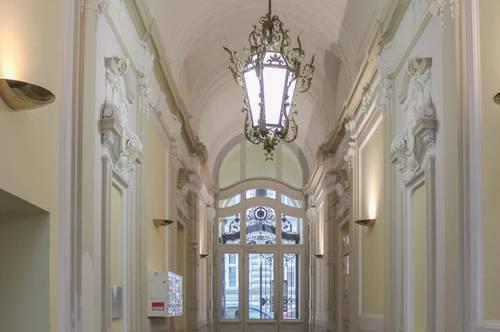 Votivkirche - Wohnung in prächtigem Stilaltbau!