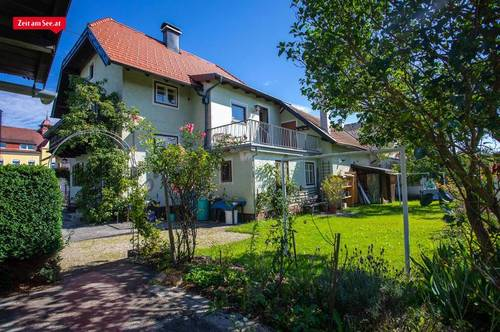 Charmantes Einfamilienehaus in Schörfling am Attersee
