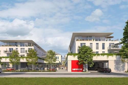 St Georgs Galerien - Neubau herrliche Dachterrassenwohnung