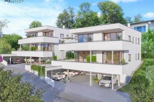 Gemütliche 2 Z Neubauwohnung - SeeLounge Attersee