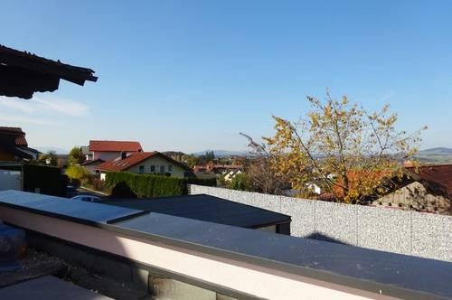 Henndorf am Wallersee - 3 Zimmer Wohnung mit Terrasse - Erstbezug!