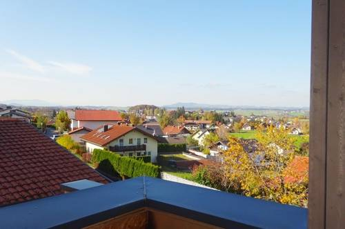 Henndorf am Wallersee - 3 Zimmer Wohnung mit schöner Aussicht - Erstbezug!