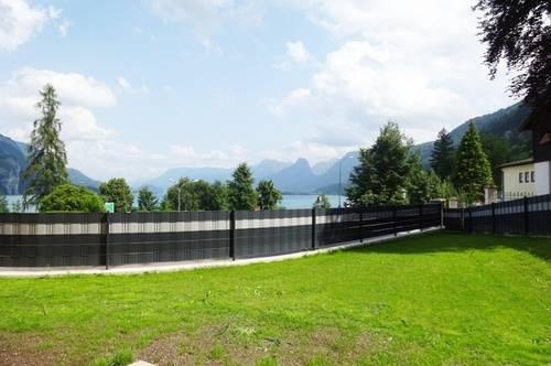 Lakeview St. Gilgen am Wolfgangsee - traumhafte 3 Zimmer Gartenwohnung mit Seeblick!