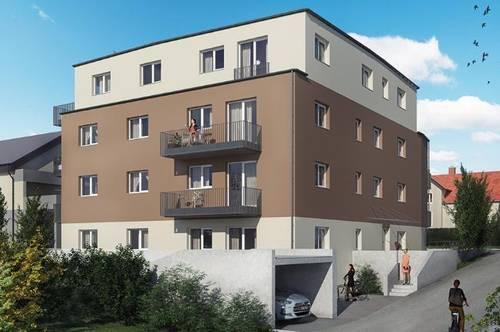 Stadtwohnung mit 1,5 Zimmern und Dachterrasse
