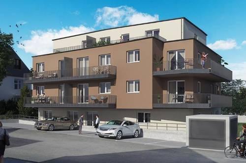 Helle 4-Zimmer-Wohnung mit großzügigen Balkon