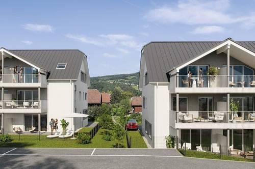 Großzügige Maisonettewohnung in Mondsee
