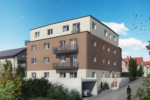 Stadt-Garten-Oase: 3-Zimmer-Wohnung mit feinen kleinem Garten