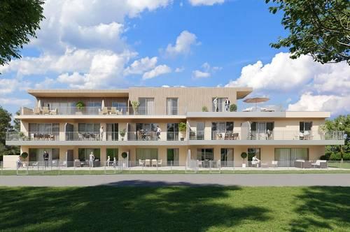 3-Zimmer-Wohnung mit großzügiger Dachterrasse