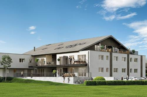 Großzügige 3-Zimmer-Wohnung mit Balkon und Aussicht