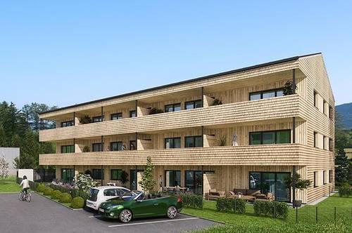 4-Zimmer-Wohnung mit Balkon in Seenähe