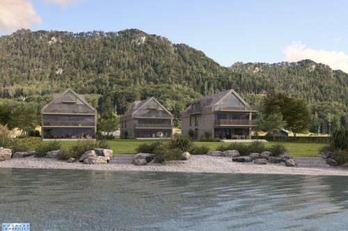 Exclusive Traumwohnung über 2 Etagen direkt am See