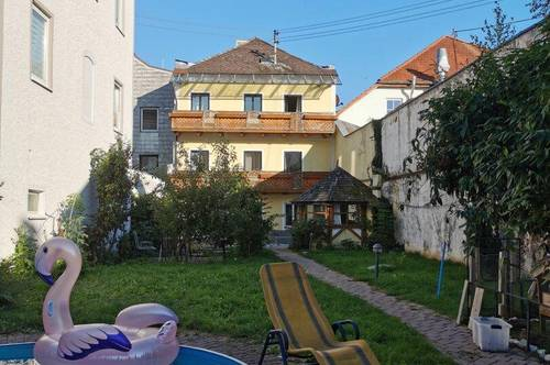 Marktplatz Haus (Mehrfamilien oder Anlageobjekt)