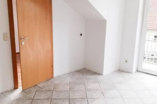 Geförderte 2-Zimmerwohnung mit Balkon!